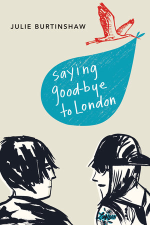 Saying Good-bye to London