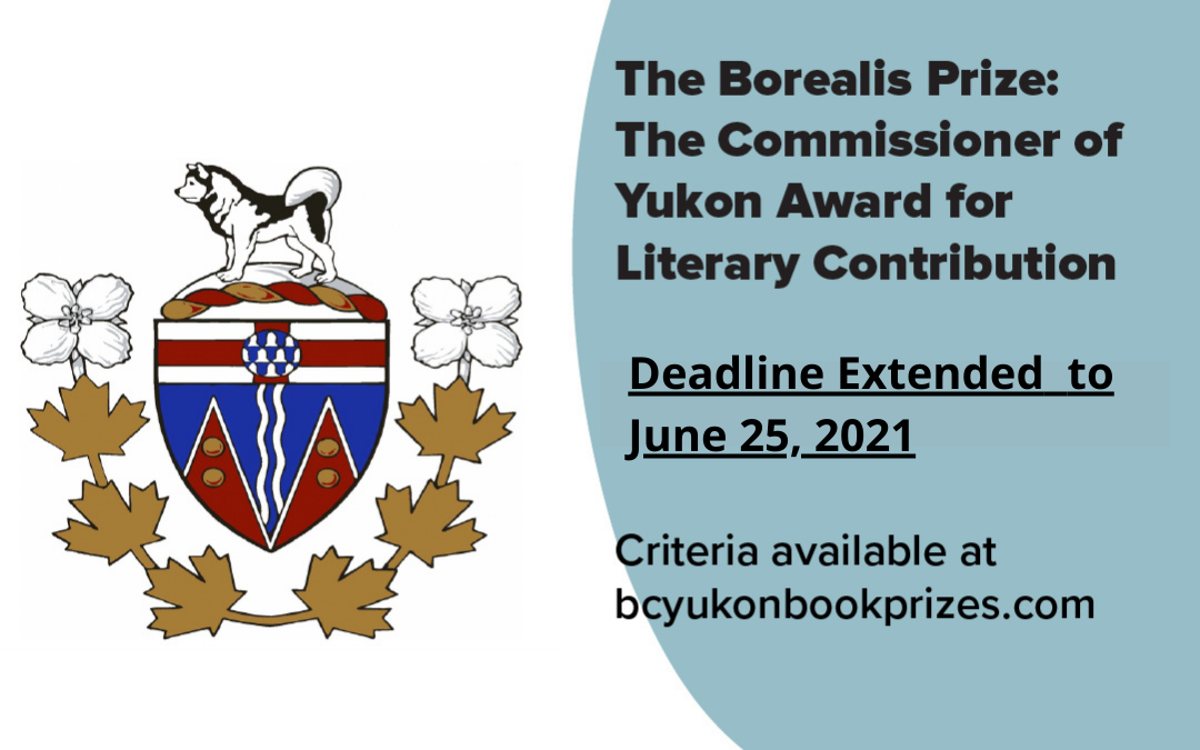 Borealis Prize deadline for nominations extended to June 25, 2021